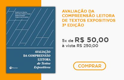 Avaliação da Compreensão Leitora de Textos Expositivos 3ª edição