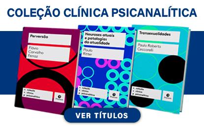 mini banner coleção clínica psicanalítica