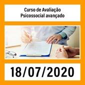 10. Curso de Avaliação Psicossocial avançado - 18/07