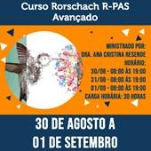 11. Curso Rorschach R-PAS – Avançado (Aplicado à Psicopatologia e Área Forense)