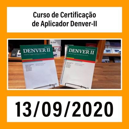 14. Curso de Certificação de Aplicador Denver-II - 13/09