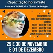 18. Capacitação no Z-Teste Coletivo e Individual – Técnica de Zulliger (Turma 2)