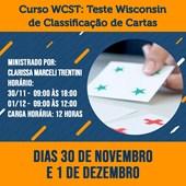 19. Curso WCST: Teste Wisconsin de Classificação de Cartas