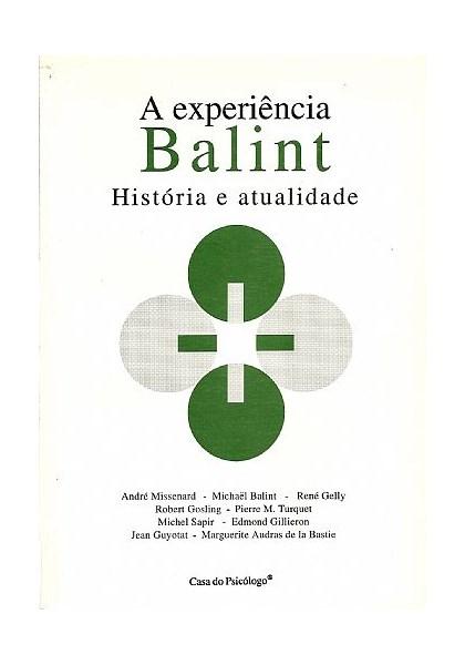 A experiência Balint: história e atualidade