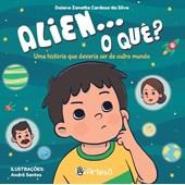Alien... o quê? uma história que deveria ser de outro mundo
