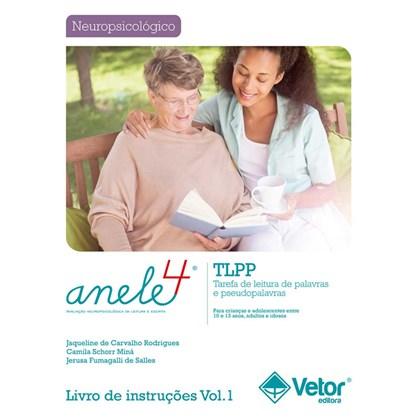Anele 4 - TLPP - Livro de Aplicação
