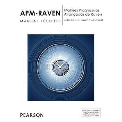 APM-RAVEN: Matrizes progressivas avançadas de Raven - Crivo