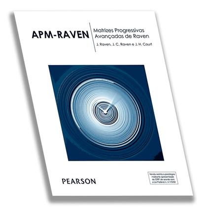 APM-RAVEN: Matrizes progressivas avançadas de Raven - Manual