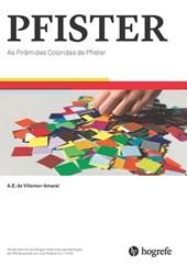 As pirâmides coloridas de Pfister Adulto - Conjunto de materiais