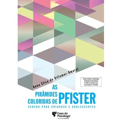 As pirâmides coloridas de Pfister - Versão para crianças e adolescentes - Bloco de respostas