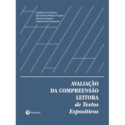 Avaliação da Compreensão Leitora de Textos Expositivos 3ª edição - Kit Completo