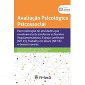 avaliação psicológica psicossocial - para realização de atividades