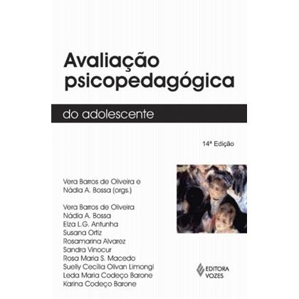 AVALIACAO PSICOPEDAGOGICA DO ADOLESCENTE