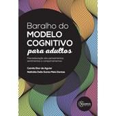 Baralho do Modelo Cognitivo para Adultos: Psicoeducação dos pensamentos, sentimentos e com