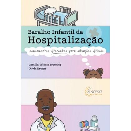 Baralho Infantil da Hospitalização: Pensamentos diferentes para situações difíceis