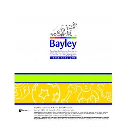 Bayley III - Formulário de registro