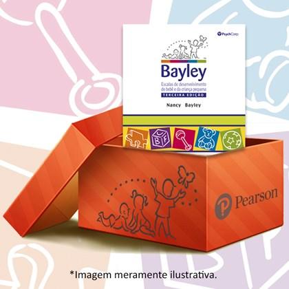 Bayley III (Kit Completo) - Escalas de desenvolvimento do bebê e da criança pequena