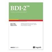 BDI-II - Inventário de depressão de Beck - Kit