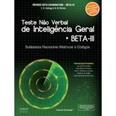 BETA III: Raciocínio Matricial - Crivo de Correção