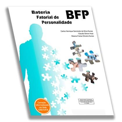 BFP - Bloco de Respostas - Bateria Fatorial de Personalidade