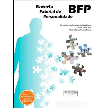 BFP - Caderno de Aplicação - Bateria Fatorial de Personalidade