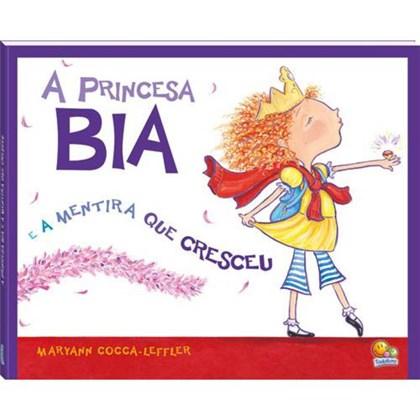 Biblioteca de Literatura: Princesa Bia e a Mentira