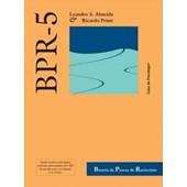 BPR-5 - Bateria de provas de raciocínio - Bloco de resposta (RM)