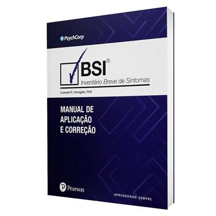 BSI - Inventário Breve de Sintomas (Kit Completo)