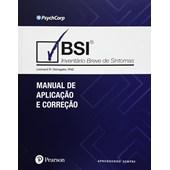 BSI - Manual (Inventário Breve de Sintomas)