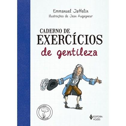 Caderno de exercícios de gentileza