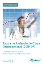 Climor - Escala de Avaliação do Clima Organizacional - Kit Completo