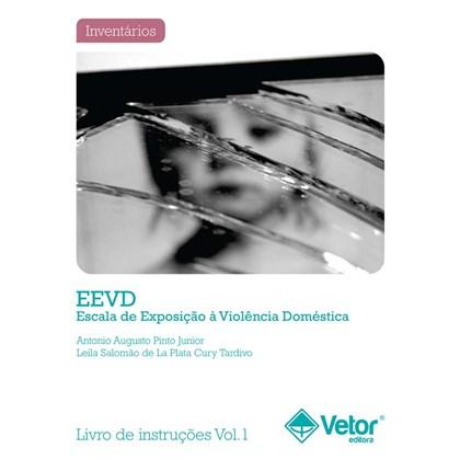 Coleção EEVD - Escala de Exposição à Violência Doméstica (KIT)