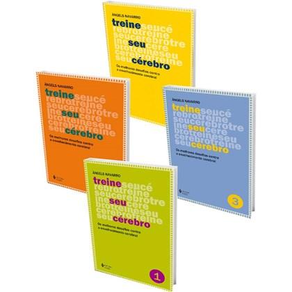 Coleção Treine Seu Cérebro - 4 volumes