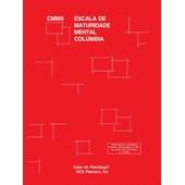 Colúmbia - Escala de maturidade mental - CMMS - Conjunto de pranchas