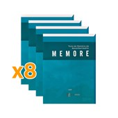 Combo 8 blocos de resposta - MEMORE