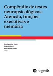 Produto Compêndio de testes neuropsicológicos: Atenção, funções executivas e memória