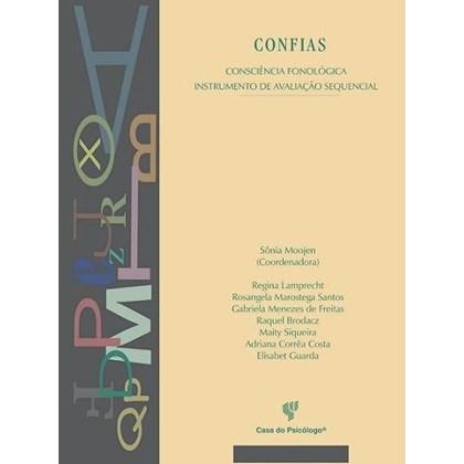 CONFIAS - Consciência fonológica instrumento de avaliação sequencial - Kit completo