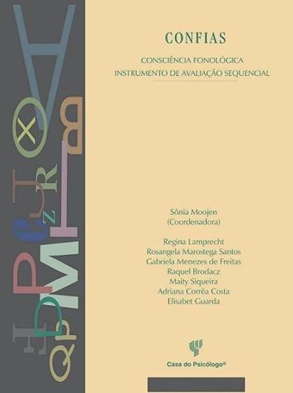 CONFIAS - Consciência fonológica instrumento de avaliação sequencial - Pranchas com bolsa