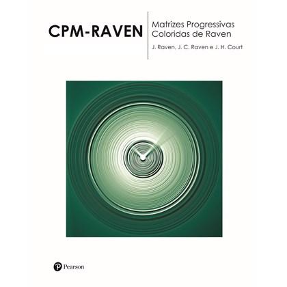 CPM-Raven - Matrizes Progressivas Coloridas de Raven (Caderno de Aplicação)