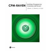 CPM-Raven - Matrizes Progressivas Coloridas de Raven (Crivo de Correção)