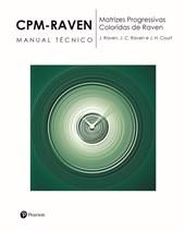 CPM-Raven - Matrizes Progressivas Coloridas de Raven (Kit Completo)