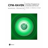 CPM-Raven - Matrizes Progressivas Coloridas de Raven (Manual)