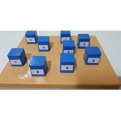 Cubos Corsi Azul