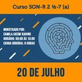 Curso SON-R 2 ½-7 [a]