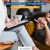 Curso Telepresencial - Avaliação Psicossocial