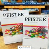 Curso Telepresencial - Básico de Pirâmides Coloridas de Pfister