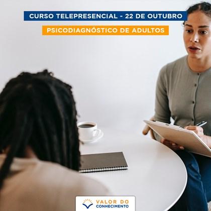 Curso Telepresencial - Psicodiagnóstico de Adultos