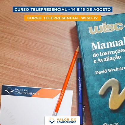 Curso Telepresencial - WISC-IV