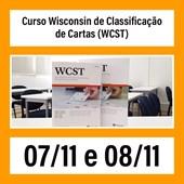 Curso - Wisconsin de Classificação de Cartas (WCST) - 04/04 e 05/04