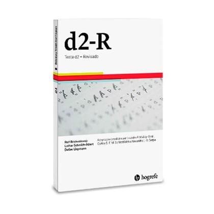 d2-R - Teste d-2 Revisado (Kit Completo)